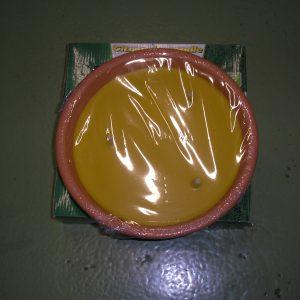 Citronella mécses terrakotta cserépben 26 cm